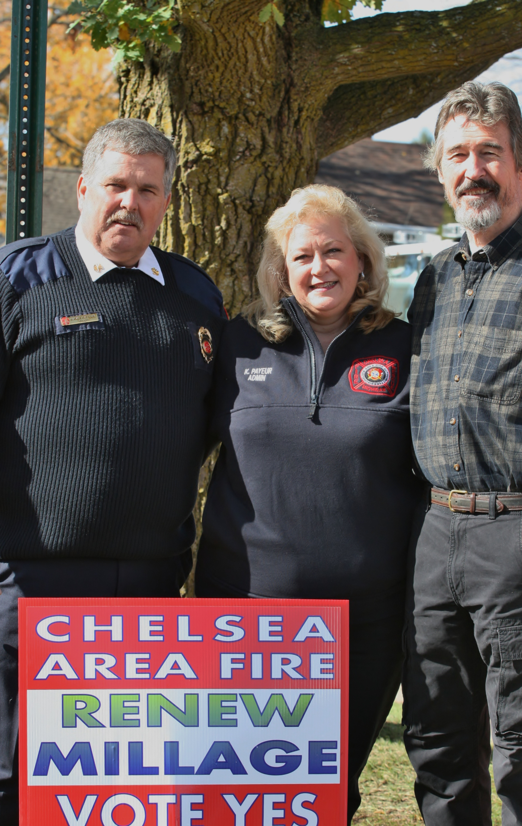 Read more about Randy's visit to the Fire Station at ChelseaUpdate