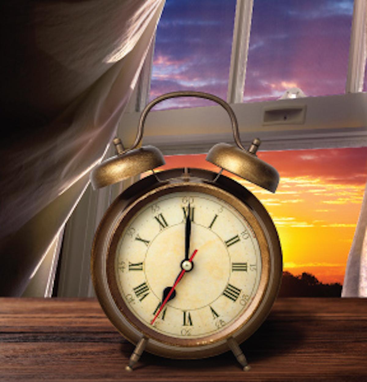 Mornings Website Poster