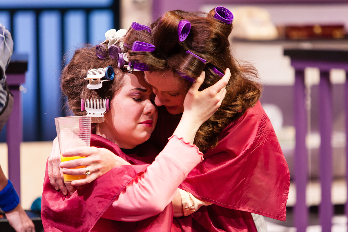 Steel_Magnolias_Rachel_Hull_Michelle_Mountain   Purple Rose Theatre Company - Chelsea, MI